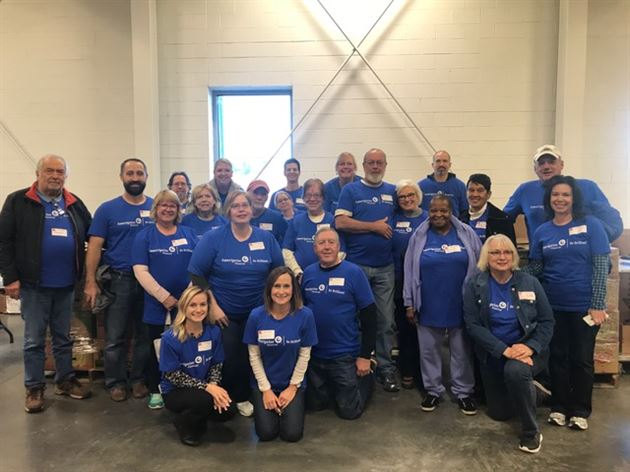 2017 AMPF National Day of Service