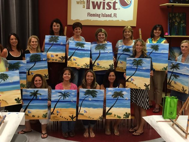 Painting event - Fleming Island, FL