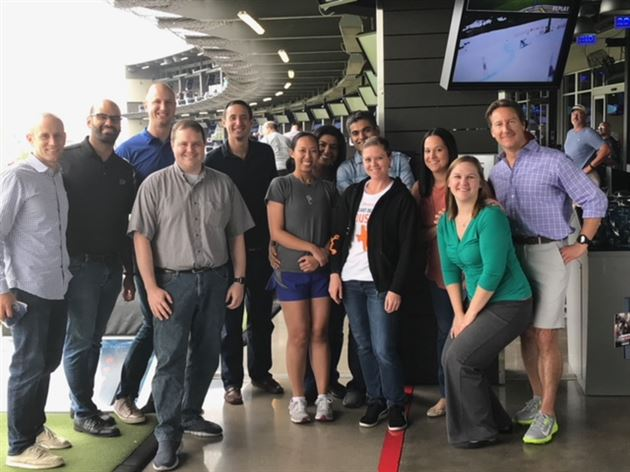 Top Golf Bring a Friend -Sept. 2017