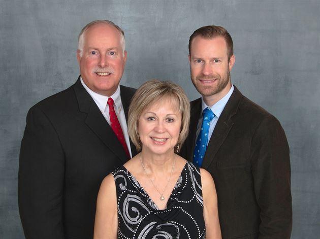 Jim, Regina and Josh Periord