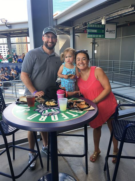 Hartford Yard Goats Game 8.13.17