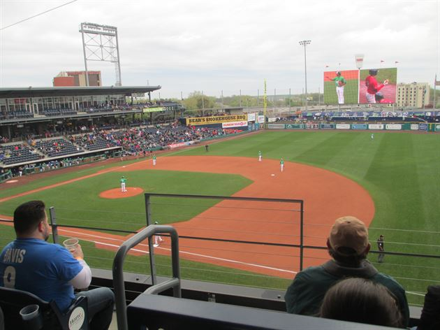 Hartford Yard Goats Game 5.6.18