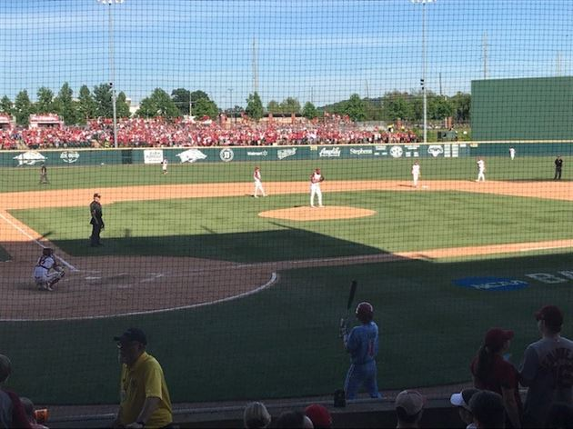 Arkansas vs Ole Miss Super Regional