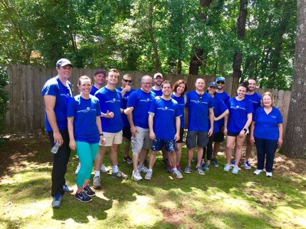 Ameriprise Day of Service 2017