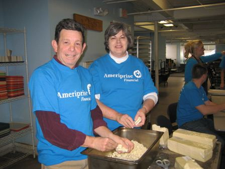 Ameriprise National Day of Sharing