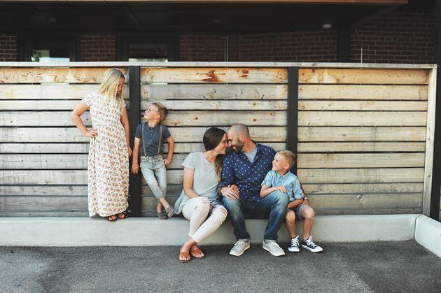 Family Photos - 2017