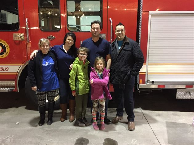 FireFighters4Kids Toy Drive 2016