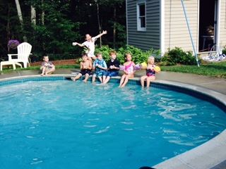 Bonfiglio, Kiley Summer Pool Party