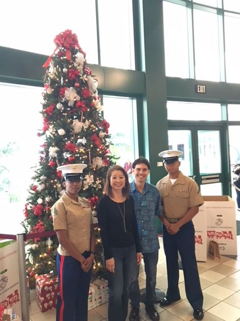 Toys for Tots - 2017