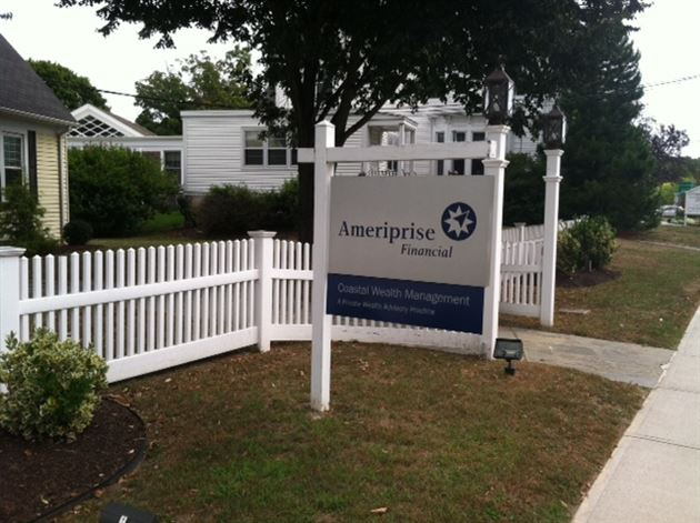 Our office in Mystic, CT
