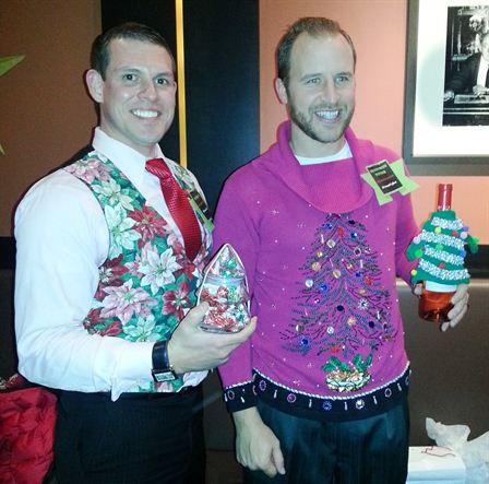 Office Holiday Party!