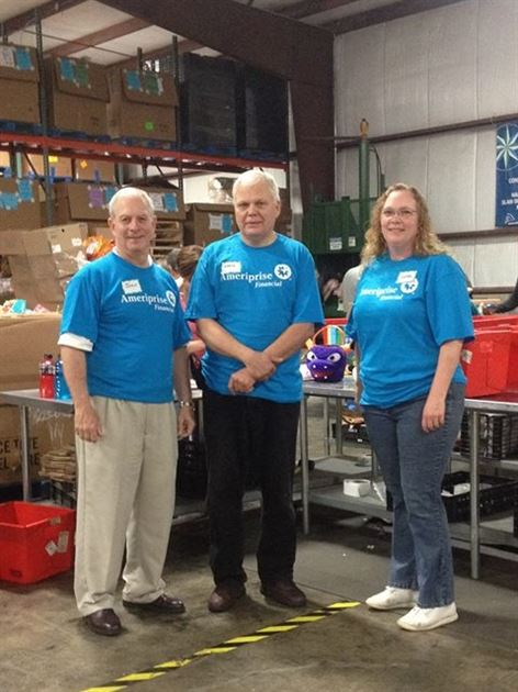Ameriprise Day of Service 2015