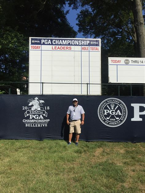 2018 Volunteer for PGA Championship