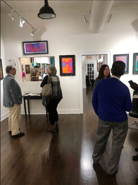 Client Event at the Bahr Gallery