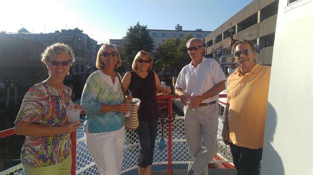 Travel Tip Seminar & Harbor Cruise