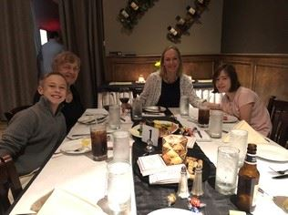 Mothers Day Dinner 2019