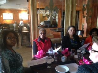 Valentines Day Ladies Lunch - LR