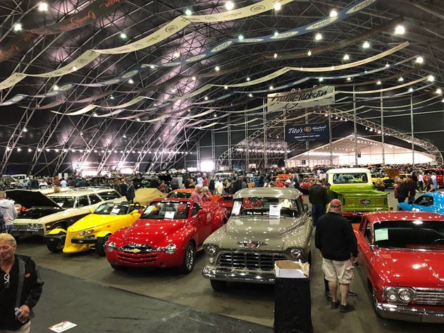 Barrett-Jackson - Jan 2019