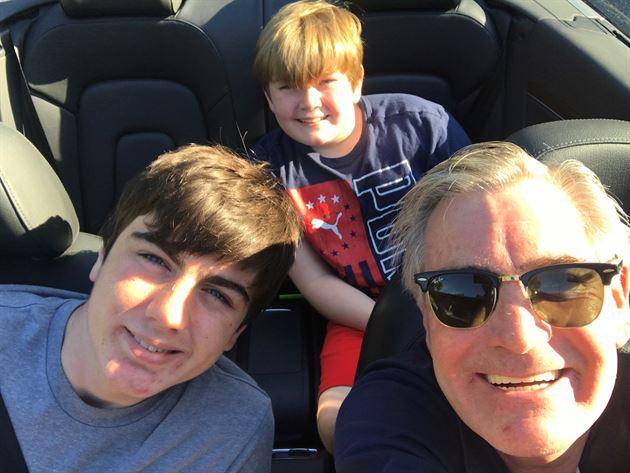 Me & the Boys