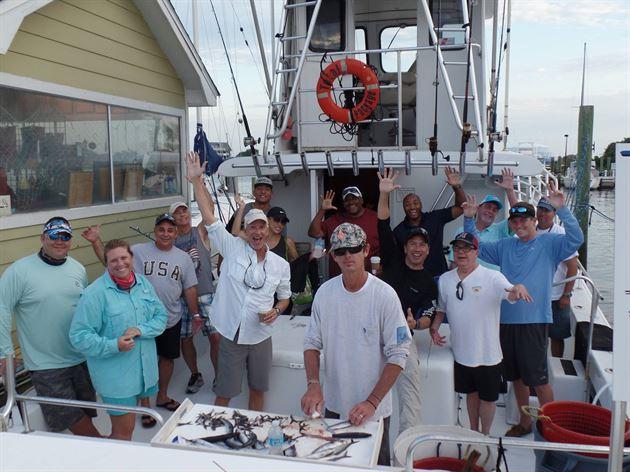 Fishing Trip 2017