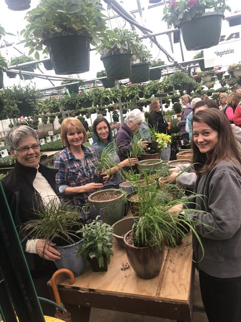 Nature's Garden Planting Event 2019