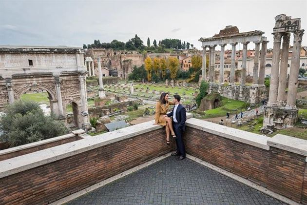 Rome Engagement!