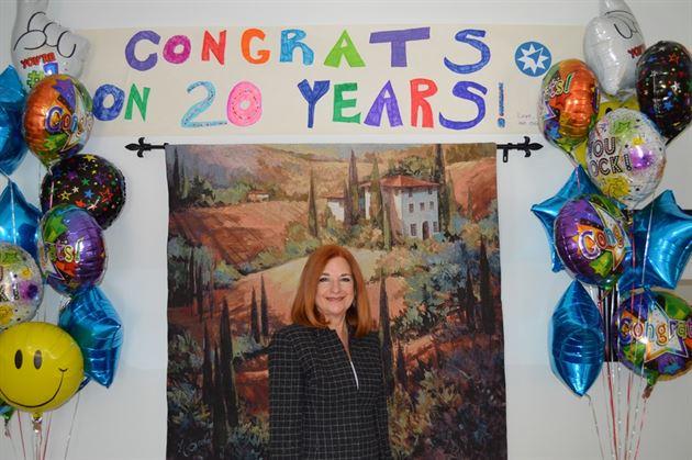 Joyce's 20 Year Anniversary w/ AMPF