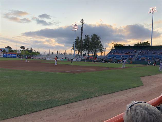 San Jose Giants Event