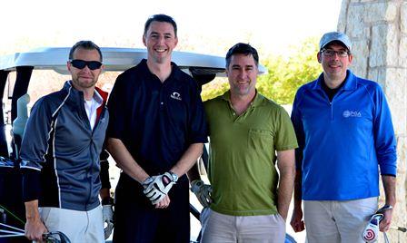 Client Golf Event