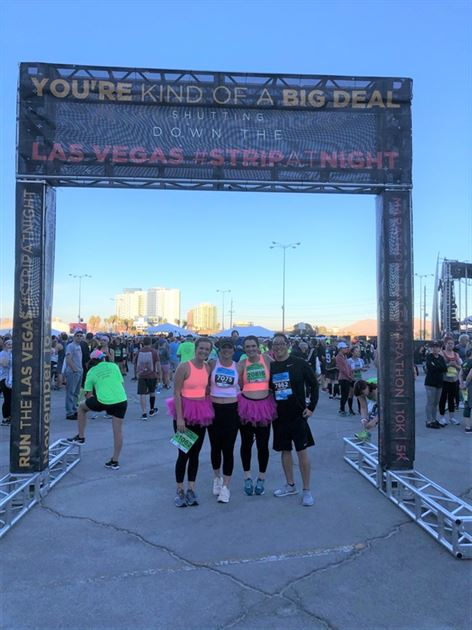 Las Vegas Rock and Roll Marathon
