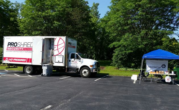 2015 Shred Event