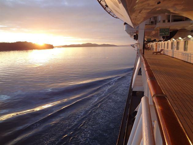 Client Alaska Cruise 08/2016
