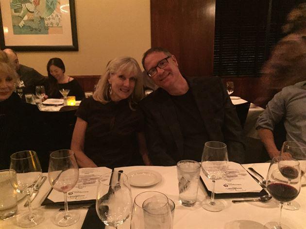 Client Dinner - Maguire's, Dallas