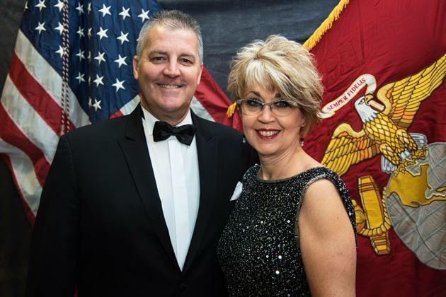 United States Marine Corps Ball
