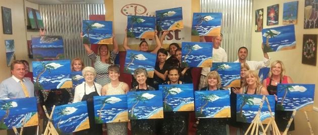 Financial advisor kevin maher in jacksonville fl rebhan for Painting with a twist arizona