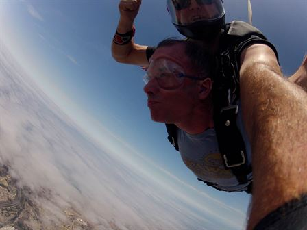 Birthday Sky Diving