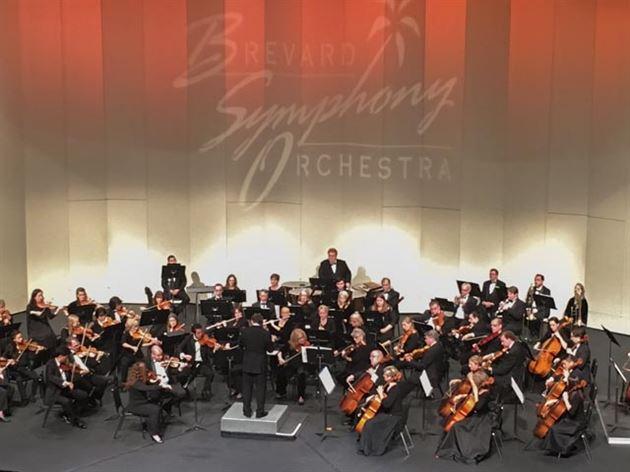 Brevard Symphony Party