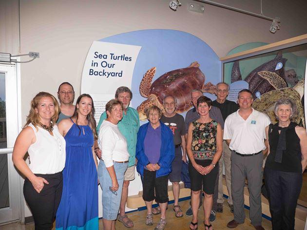 Turtle Walk Event