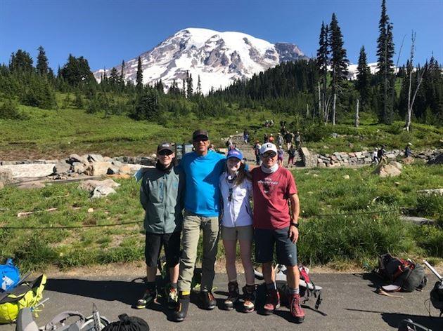Mt. Rainier Climb
