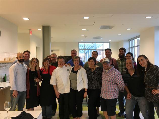 Team Cooking Class 2017