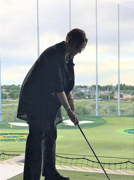 Top Golf Event, 2018