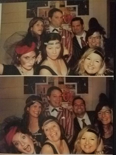 Roaring 20s at the Thaxton