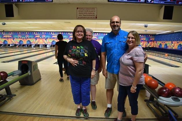 2017 Hospice Charity Bowling Event