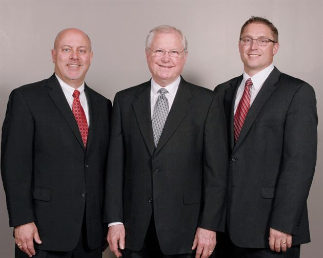 Larry K. Fox & Associates' Advisors