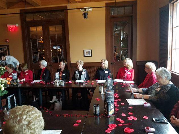 Valentine's Day Banquet 2018