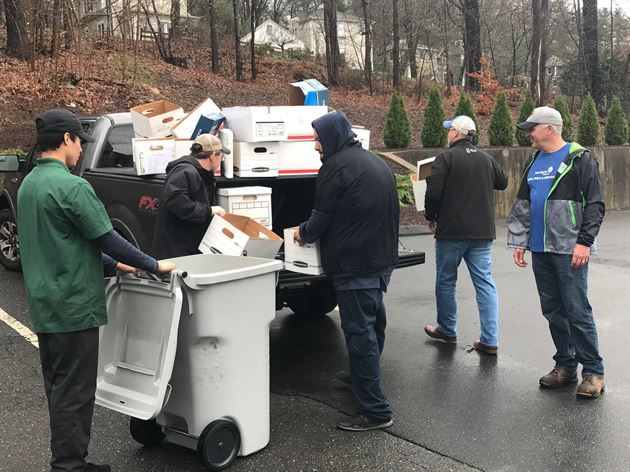 2019 Shred Event & Clothes Drive