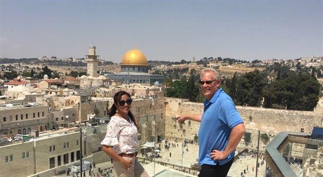 Israel Mission Trip 2017