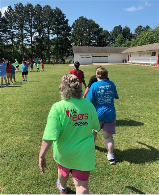 AR Special Olympics Summer '19