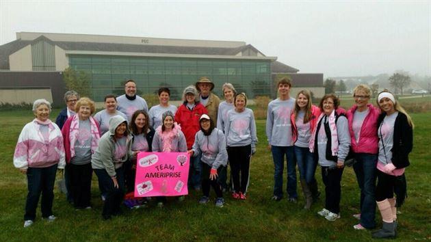 2016 Breast Cancer Walk