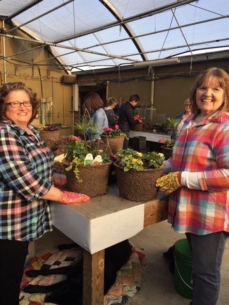 2018 Gardening Event